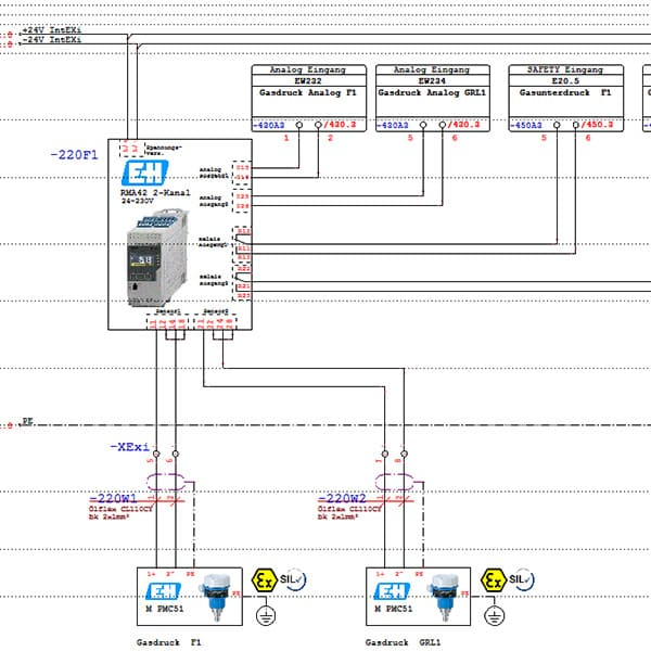 Bwe Energiesysteme: Projektierung E-Technik