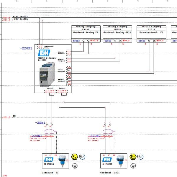 bwe Energiesysteme: Schaltanlagen / Schaltpläne